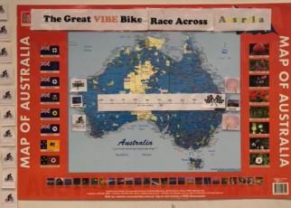 aus map race